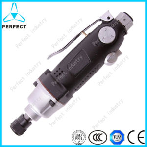 Durable Aluminum Housing Straight Type Air Screwdriver pictures & photos