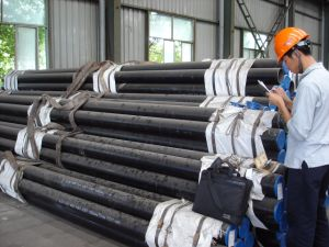 Carbon Steel Seamless Pipe API 5L pictures & photos
