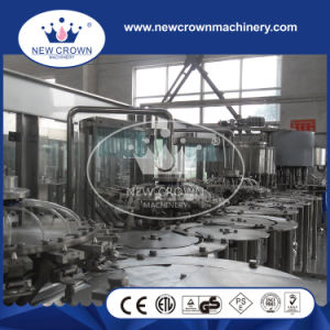 6000bph Monoblock 5 in 1 Pulp Juice Filling Machine for Pet Bottle pictures & photos