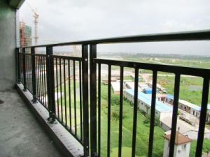 Galvanized Steel Balcony Balustrade