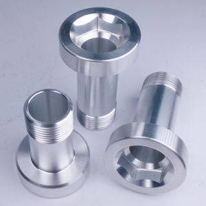 CNC Machining Parts for Aluminum Rotate Base pictures & photos