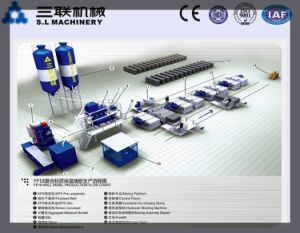 Lightweight Compound Wall Panel Making Machine pictures & photos