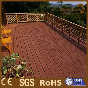 Sell High Hardness WPC Solid Power Decking with Factory Supplier pictures & photos