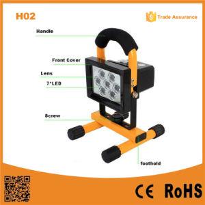 H02 10W LED Work Light Lamp Headlight Spot Light Flood Light pictures & photos