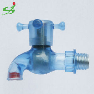 Plastic Transparent Water Tap for Kitchen of W8003 pictures & photos