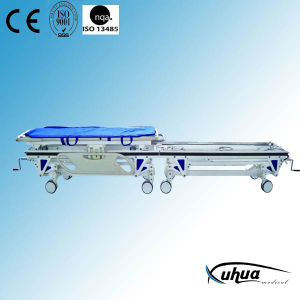 Operation Room Equipment, Hospital Medical Connecting Patient Transfer Stretcher (F-1) pictures & photos