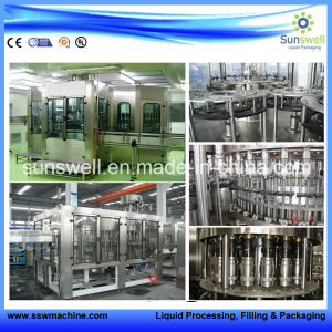 Mineral Water Production Line pictures & photos