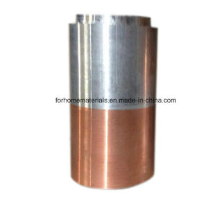 Explosive Clad Copper/Aluminum Bimetal Transition Joint pictures & photos