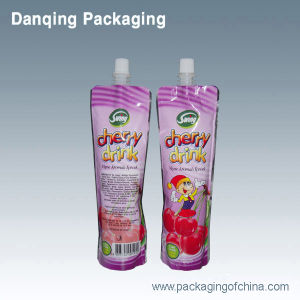 Plastic Packaging, Juice Pouch (DQ0214) pictures & photos