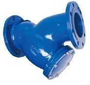 Ductile Iron with Epoxy Coating Y Strainer pictures & photos