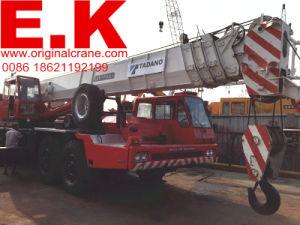 70ton Japanese Hydraulic Tadano Truck Crane (TG700E) pictures & photos