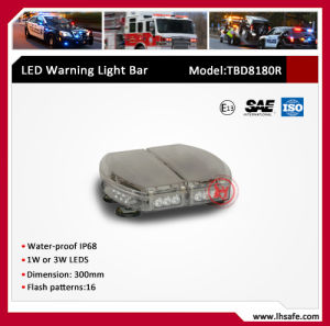 Mini Warning Light Bar (TBD8180R) pictures & photos