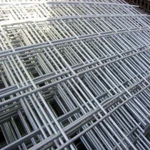 Welded Galvanized Square Shape Wire Mesh pictures & photos