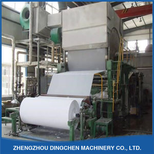 (Dingchen-1760mm) Toilet Paper Towel Making Machine pictures & photos
