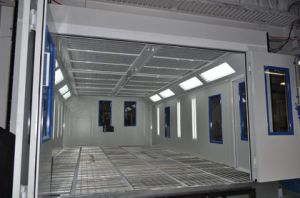 Good Quality Paint Booth pictures & photos