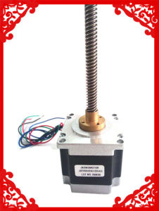 NEMA23 Stepper Motor with 400mm Lead Screw pictures & photos