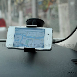 Universal Rotatable Suction Mount Car Holder for Mobile Phone pictures & photos