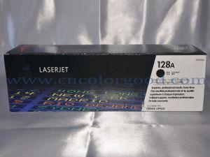 Genuine Original for HP Printer Toner Cartridge CE320A CE321A CE322A CE323A 128A pictures & photos
