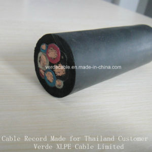 Different Type Customized Multicore Mine Electric Cable Rubber Cable pictures & photos