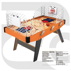 Plastic Indoor Sport Table Game Toys Basketball (H8841130) pictures & photos