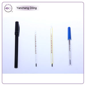 Veterinary Thermometer Mercury Clinical Thermometers, Rectal Use Animal Thermometers pictures & photos