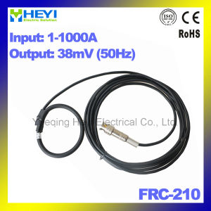 Flexible Rogowski Coil (FRC-210 / current range: 1-1000A) with BNC Connector pictures & photos