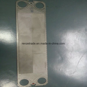 AISI304/AISI316L/Titanium 0.5mm/0.6mm Flow Channel Plate for Gasket Plate Heat Exchanger pictures & photos