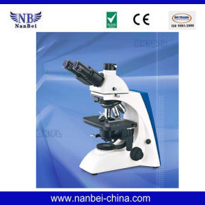 Binocular Drawtube Work Theory Biological Microscope with ISO Certificate pictures & photos
