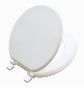 """17"""" Standard Moulded Wood Toilet Seat pictures & photos"""