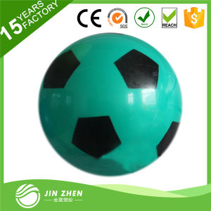 Promotion Sale Kids Playing Inflatable PVC Small Football pictures & photos