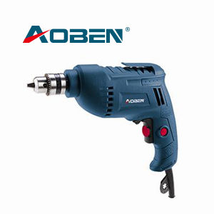 10mm 500W Professional Quality Electric Drill Power Tool (AT3211C) pictures & photos