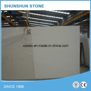 Beautiful White Quartz Stone Kitchen Countertop for Sale pictures & photos