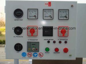50kw Factory Sales Cummins Power silent Diesel Generator Set pictures & photos