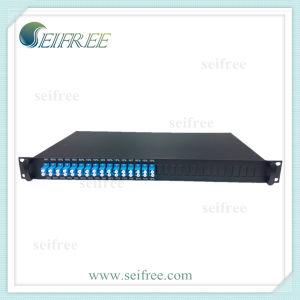 1X3 8in1 Rack Fiber Optic Coupler/Splitter (FTTX, CATV) pictures & photos
