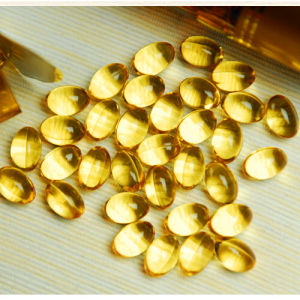 GMP Reducing Blood Fat, Improve Memory & Sight, Linolenic Acid Softgel