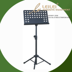 Deluxe Collapsible Orchestra Music Stand - Black (MSS2) pictures & photos