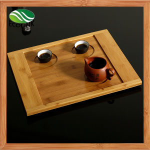 Bamboo Tray/ Tea Tray/ Sushi Plate/ Food Tray pictures & photos