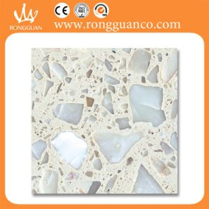 Big Flower Natural Marble Artificial Marble Floor Tile (RB101T) pictures & photos