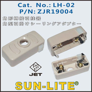 Ceiling Hook Adapter / Japanese Socket Adapter / Japanese Socket Adapter with Shade Hangers pictures & photos