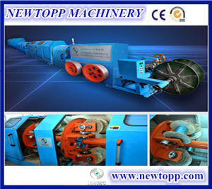 Cage Type Cross-Twist Twisting Machine for Parallel Wires pictures & photos