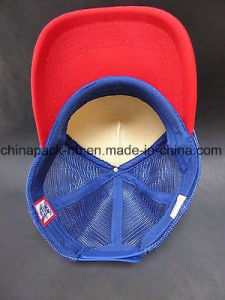 Retro Pbr Trucker Hat Pabst Blue Ribbon Beer Cap Snapback Mesh Baseball Funny (CPA_31083) pictures & photos