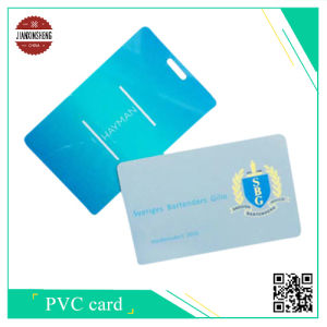 RFID PVC Card with Covered by Matt PVC Surface pictures & photos