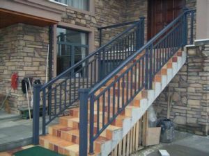 Bronze Color Aluminium Glass Fencing Balcony for Your Home pictures & photos