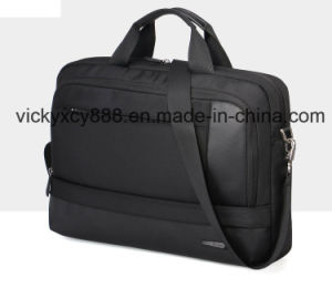 Waterproof Business Travel Laptop Computer Notebook Briefcase Handbag Bag (CY3655) pictures & photos