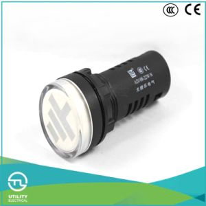 Minki High Quality 12V Mini LED Indicator Lights Ad108-22W-N pictures & photos