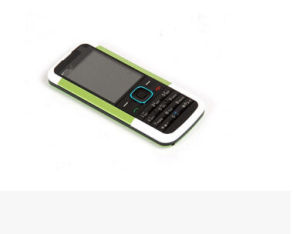 Ultra-Thin Straight Original 5000 Mobile Phone pictures & photos