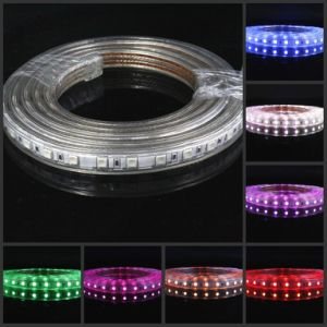 RGB Decorative LED Light Strip Rope with 50m Long Length pictures & photos
