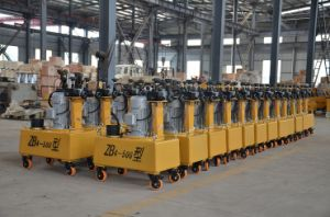 Tensioning Device Ultra High Voltage Electric Oil Pump pictures & photos