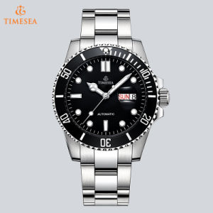 Luxury Design Custom Logo Watch, Mic Cheap Price Watch with Double Calendar72818 pictures & photos