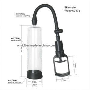 Best Selling Enlargement Erection Stimulator Penis Pump for Men pictures & photos